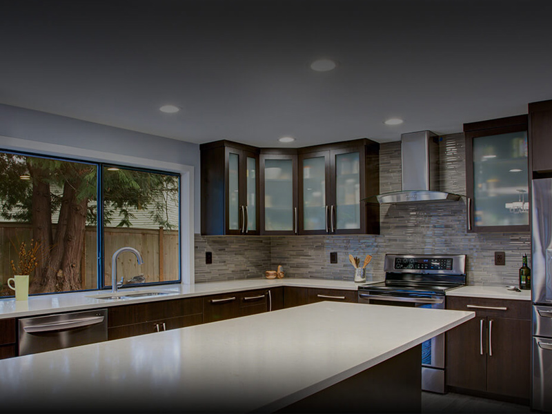 Kitchen cabinet in Las Angeles