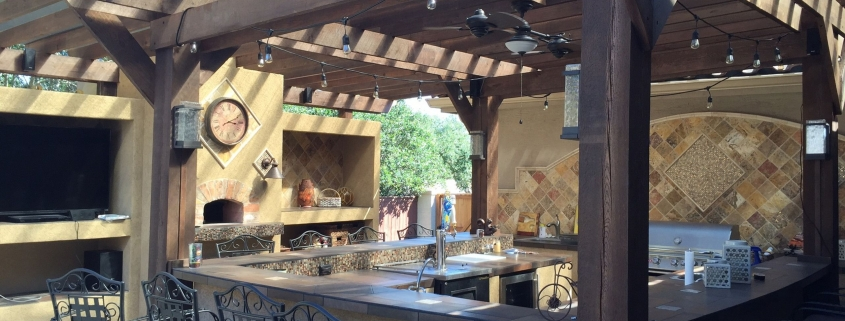 outdoor kitchens las vegas