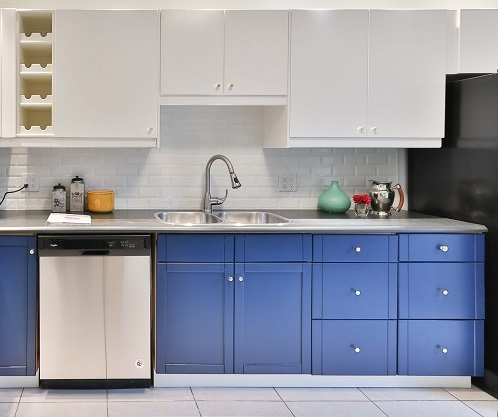 Best Color Combinations For Small Kitchen Majestic Cabinets